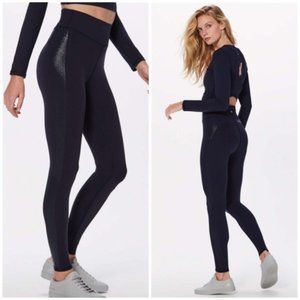 Lululemon 6 Plank to Pike Tights Everlux 28""